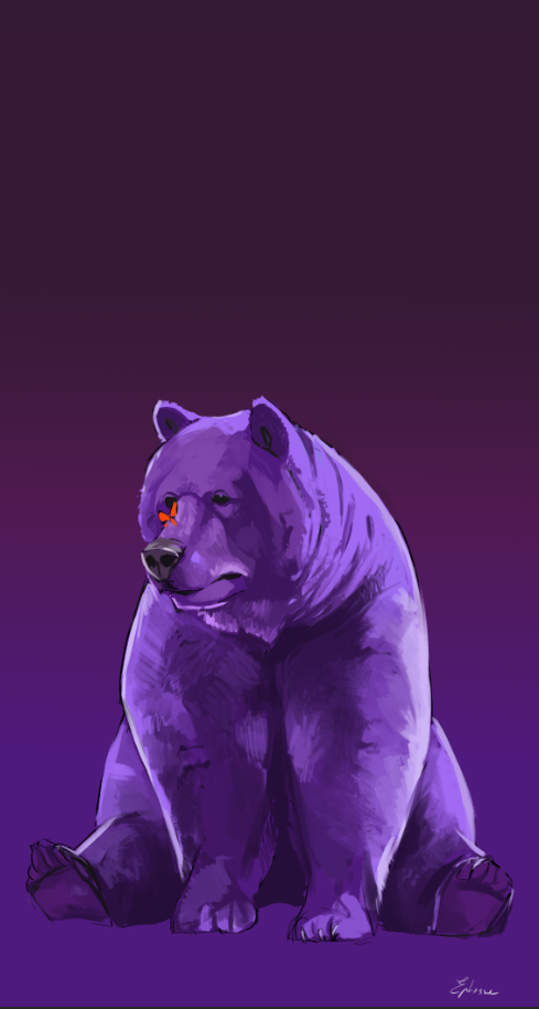 Ours by Ephasme