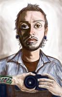 Doco Portrait by Pudsybear