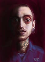 Docofolio portrait contest by Pudsybear
