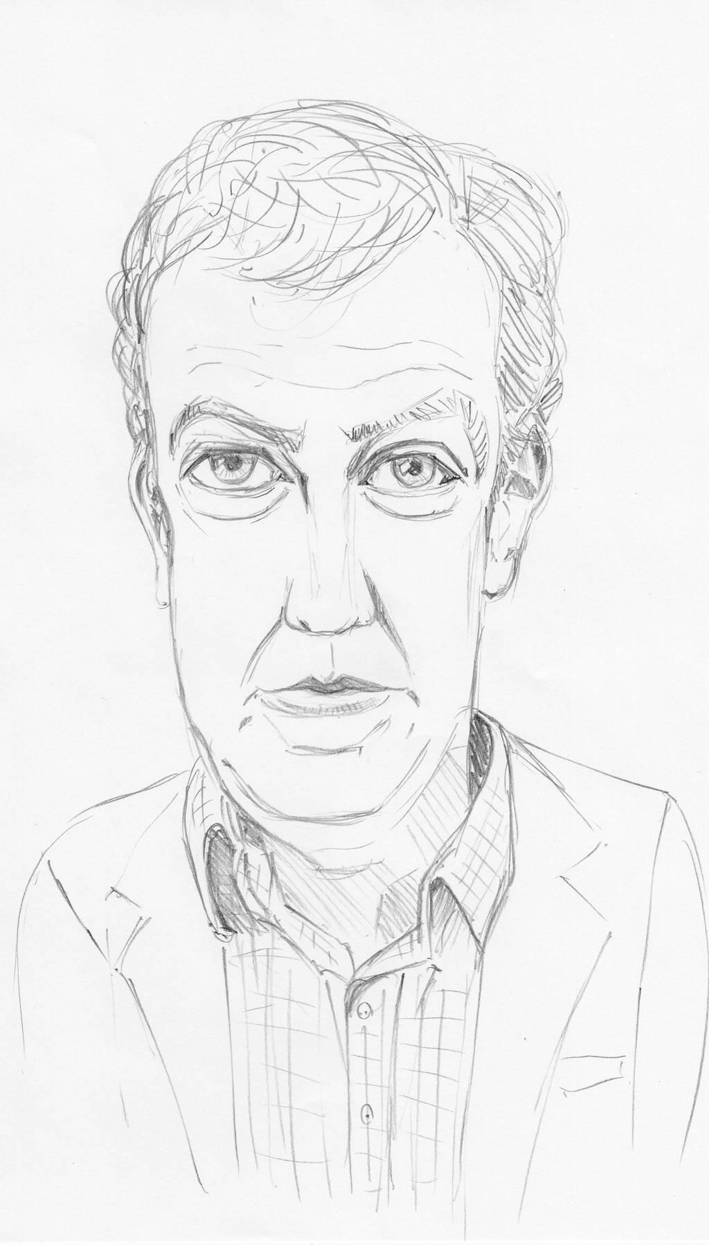 Jeremy Clarkson by Pudsybear