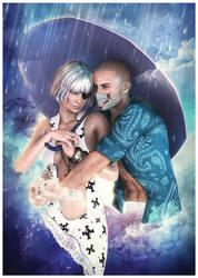 Rain by guimarconi