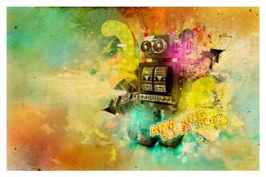 Amazing Super Robot by guimarconi