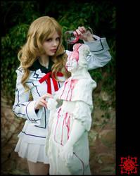 Vampire Knight - Ruka Souen by Calssara