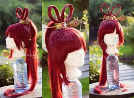 Kougyoku Ren wig (Magi) cosplay by Calssara