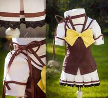Shuffle School Uniform Cosplay Costume by Calssara