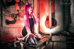 Lucy - Elfen Lied III by Calssara