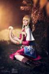 Zelda - Skyward Sword by Calssara