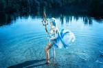 Azura - Fire Emblem V by Calssara