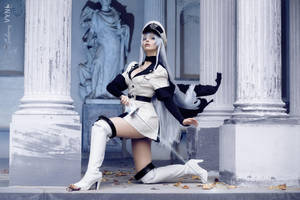 Esdeath - Akame ga Kill by Calssara