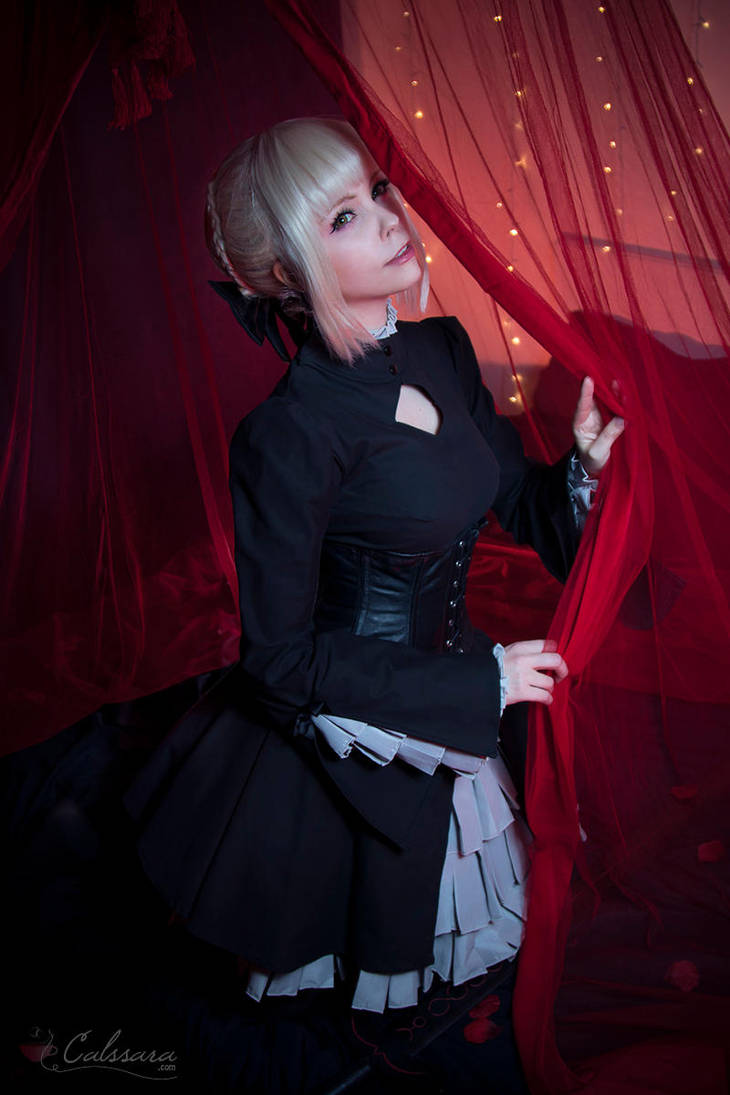 Saber Alter - Fate/hollow Ataraxia by Calssara