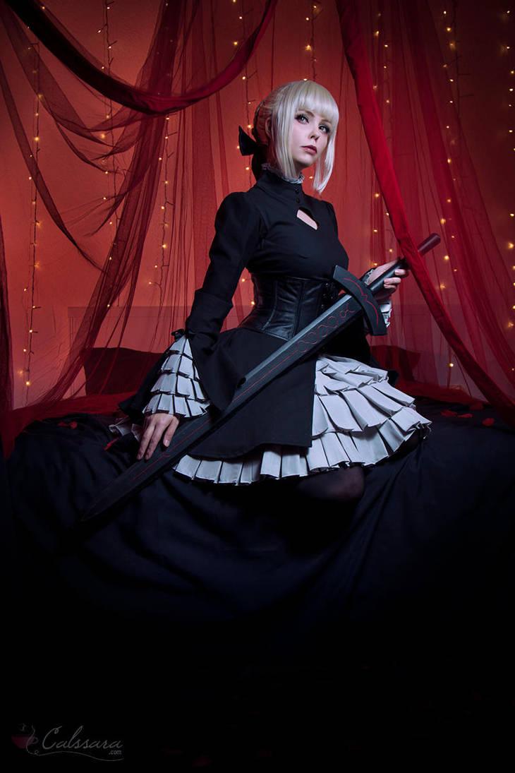 Saber Alter - Fate/hollow Ataraxia II by Calssara