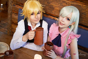 Nanatsu no Taizai / Seven Deadly Sins by Calssara