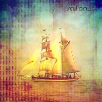 sail on... by beorange