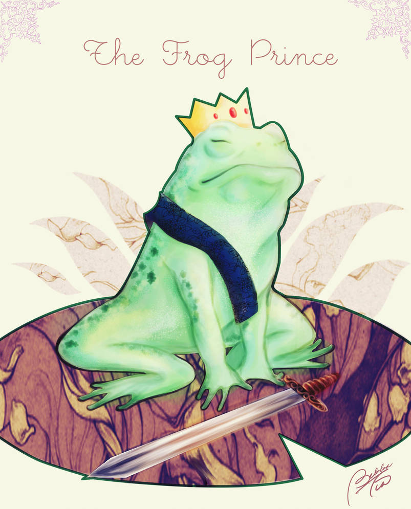 The Frog Prince by beorange