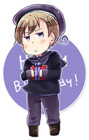 Happy Birthday Artizonial! by inahorange