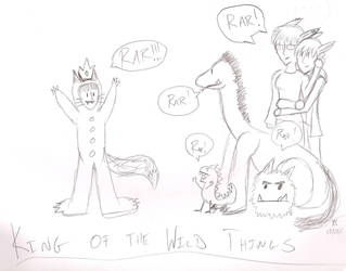 King of the Rarthings by Sorcyress