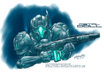 Metal Doll Armor by jesonite