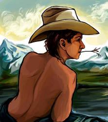 The Brockeback Mountain by Havaniero