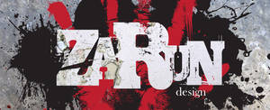 Zarun Design new logo by bluedotgod