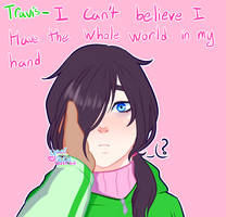 The Whole World In My Hand by yaoigirls379