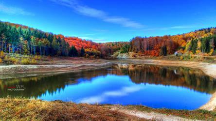 Poem about the lake by Piroshki-Photography
