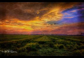 Painted heaven by Piroshki-Photography