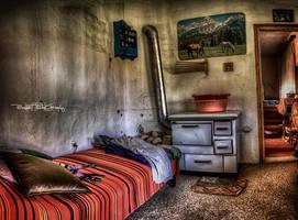 Inside the house of mud by Piroshki-Photography