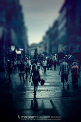 Knez Mihailova 18PM by Piroshki-Photography