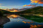 Zlatarsko jezero by Piroshki-Photography