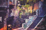 Streets of Belgrade by Piroshki-Photography