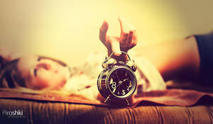 Tick-tock by Piroshki-Photography