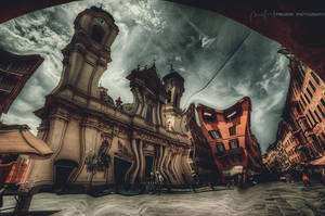 Curved Reality by Piroshki-Photography