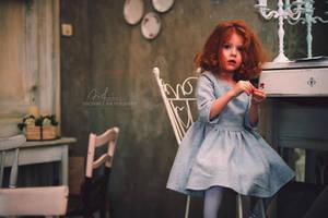 Fairy ginger by Piroshki-Photography