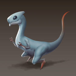 Little Dinosaur concept by Rockenstein96