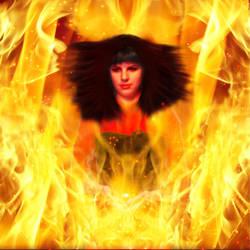 Fire Version 2 by webgoddess