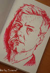 Rupert Graves = Greg Lestrade by ZuzannaP