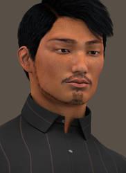 Ryuu Portrait 01 by JS-Graphics