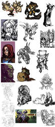 Collected WoW Requests by NightmareHound