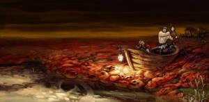 Bloodswamp by NightmareHound