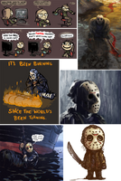 Friday the 13th by NightmareHound