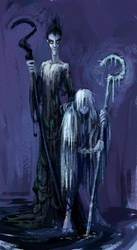 RotG: dark and cold by NightmareHound
