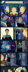 Star Trek DS9: Ode for Odo by NightmareHound