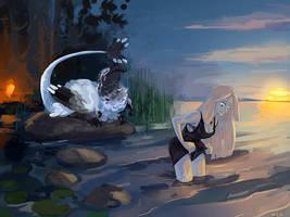 Dracostryx: Aura III by NightmareHound
