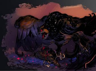 Dracostryx: Dum IV by NightmareHound