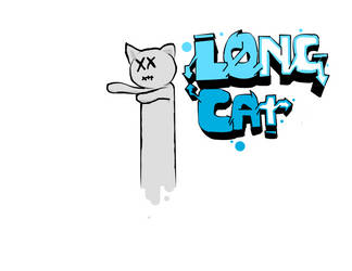 Long cat by cdctemplar