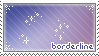 borderline personality disorder stamp by DestinysGrace