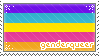 genderqueer stamp by DestinysGrace