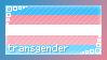 Transgender Pride Stamp by DestinysGrace