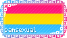 Pansexual Pride Stamp by DestinysGrace