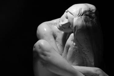 sculpture by AnnG
